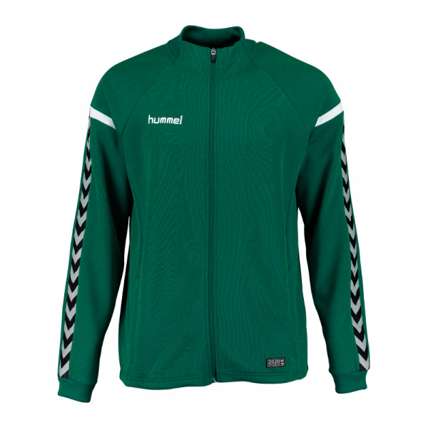 Hummel AUTH. CHARGE POLY ZIP JACKET