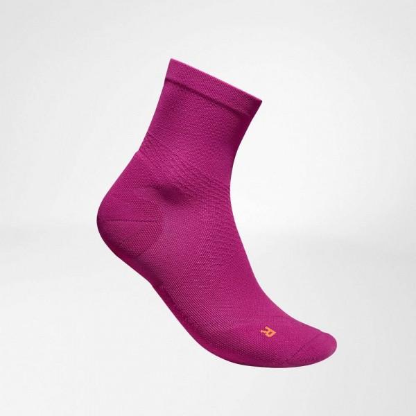 BAUERFEIND Run Ultralight Mid Cut Socks