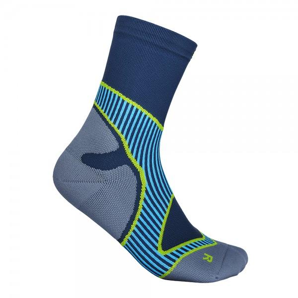 BAUERFEIND Run Performance,Mid Cut Socks