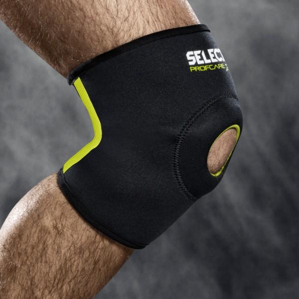 Select Kniebandage mit Kniescheibenstütze