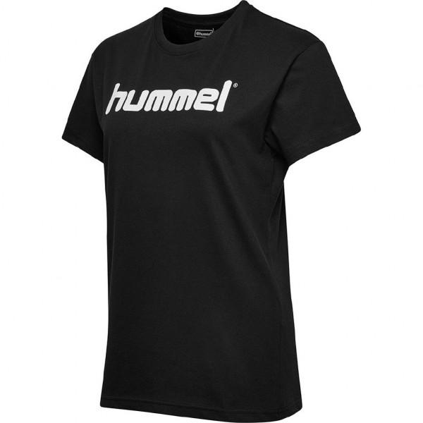Hummel HMLGO COTTON LOGO T-SHIRT WOMAN S/S