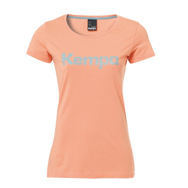 Kempa GRAPHIC T-SHIRT GIRLS