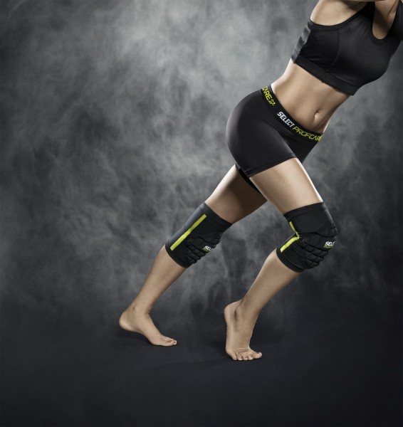 Select Kniebandage Handball Kinder (Paar)