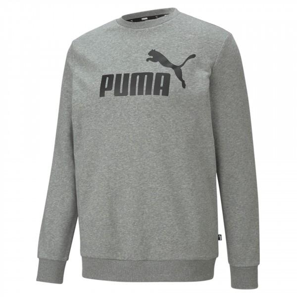 Puma ESS Big Logo Crew TR