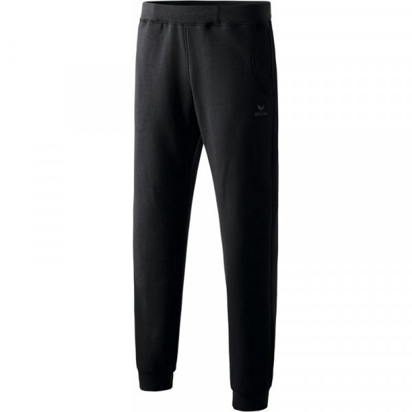 Erima sweatpants with rib cuffs